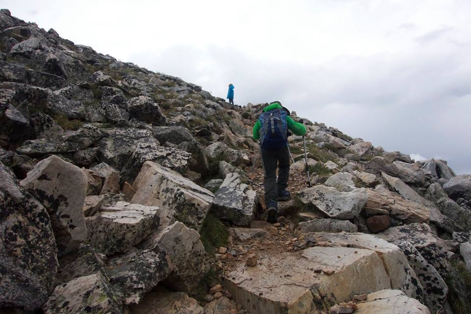 Medicine Bow Peak / Lewis Lake Trail Hike, Snowy Range
